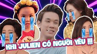 Tâm Anh, Cô Liễu và hội fanclub thất thần khi Julien có bạn gái | Đẹp TV