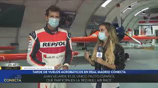 Entrevista en Real Madrid TV