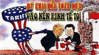 5 tín hiệu lớn cho thấy Mỹ khai hỏa toàn diện nhắm vào Trung Quốc