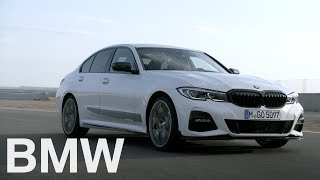 YouTube Video nYznpYbIZvI for Product BMW 3 Series Sedan (G20) & Touring (wagon, G21) by Company BMW in Industry Cars