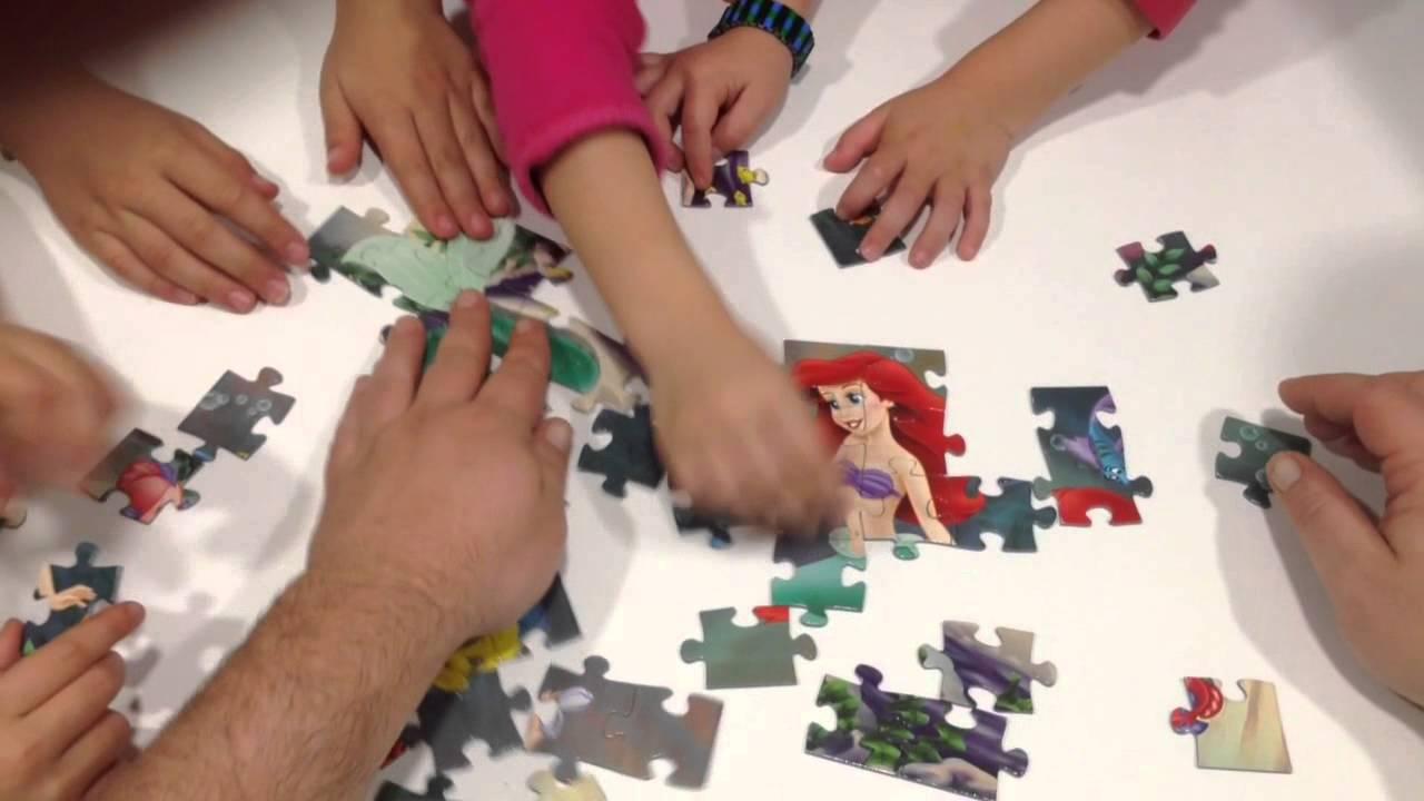 Puzzle La Sirenita