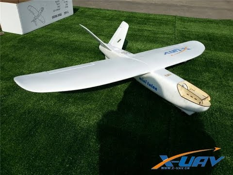 X-uav Mini Talon EPO 1300mm FPV da Banggood