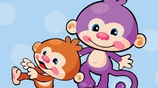 Monkey Song - Laugh & Learn™ | Kids Learning | Cartoons For Kids | Nursery Rhymes | Kids Songs