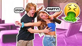 """""""DRUNK"""" GIRLFRIEND PRANK ON BOYFRIEND **We Broke Up**🥂💔  Piper Rockelle"""