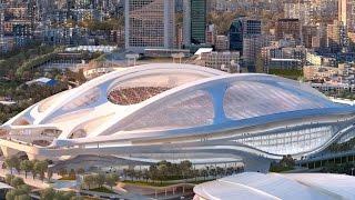 2020 Tokyo Olympics stadium plan sparks controversy