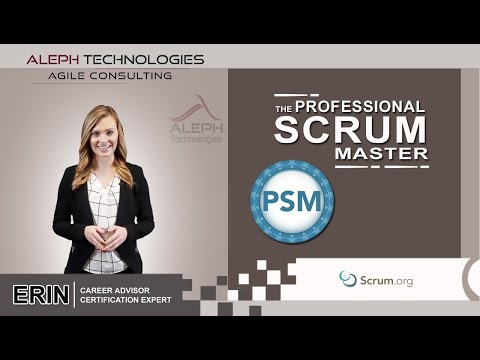#PROFESSIONAL #SCRUM #MASTER (#PSM 1 ... - YouTube
