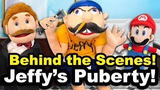 SML Movie: Jeffy's Puberty! (Behind The Scenes!)