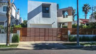 """The Laurel"" Gate & Fence System 