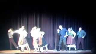 The Lonely Goatherd/Do-Re-Mi Reprise (The Sound of Music 2013)