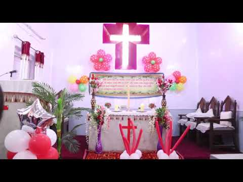 C.N.I CHRIST CHURCH Marry Christmas Day 2017