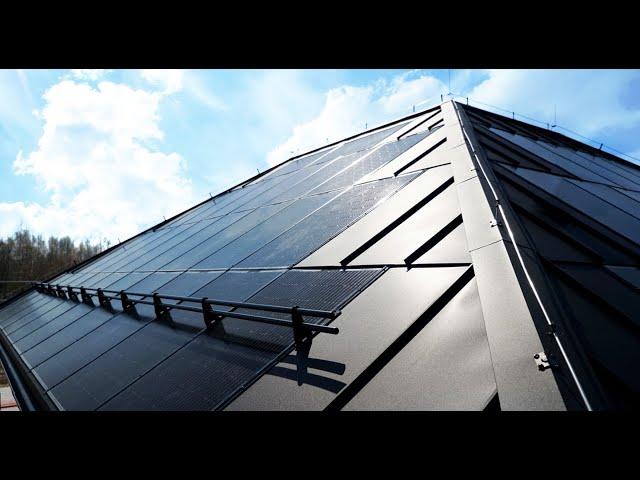 Sunroof - 1st solar roof
