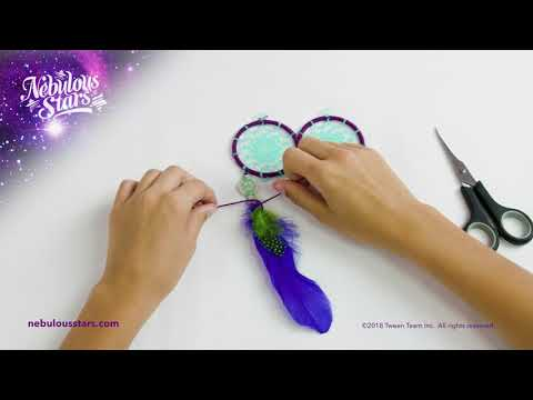 Youtube Video for Dream Catchers - Glow-In-The-Dark