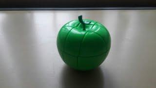 Как собрать яблоко Рубика