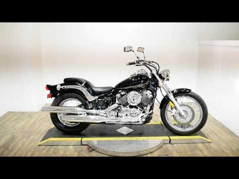 2013 Yamaha V Star 650 Custom in Wauconda, Illinois - Video 1