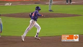 Clemson Baseball || North Carolina Game Highlights - 3/9/19 (Game 2 of DH)