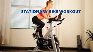 benefits of stationary bike