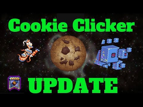 Cookie Clicker: Version 2 016 - Fractal Engines, More