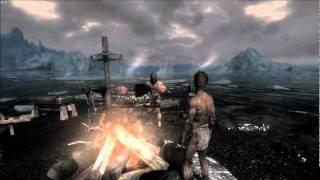 Portable Camp mod Skyrim