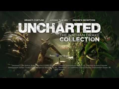 Uncharted The Nathan Drake Collection Demo Let`s Play Mp3