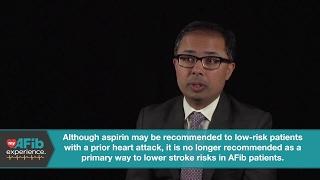 Can I Take Aspirin Instead Of An Anticoagulant?