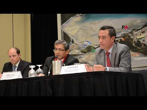 """PDAC 2019: Jorge Chira: """"Potencial Minero del Perú y su contribución económica para el 2050"""""""