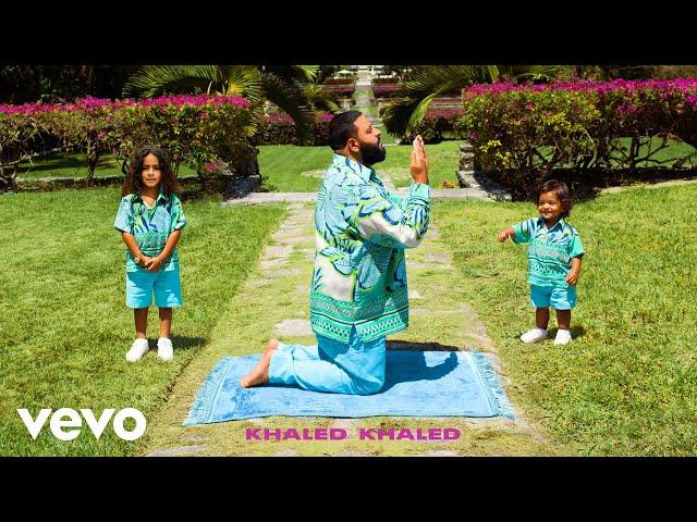 #89 DJ KHALED ニューアルバム「KHALED KHALED」を解剖