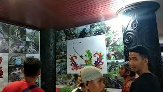 preview picture of video 'Judika & Via Vallen • Festival Dahau Sentawar, HUT Kutai Barat Ke 19 tahun'