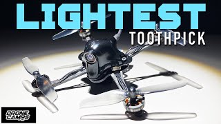 LIGHTEST TOOTHPICK! - Betafpv HX100 SE Brushless Fpv Quad - FULL REVIEW & FLIGHTS