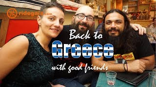Ep 97- Back to Greece - Motorcycle Trip Around Europe