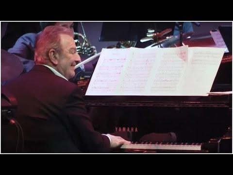 "Astor Piazzolla's ""Libertango"" performed by Latin Grammy-winning Argentinian pianist Pablo Ziegler. (Cellist)"