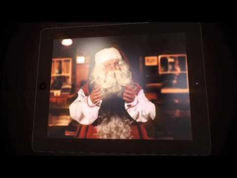 Le Père Noël est de retour