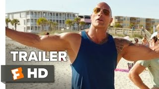 Baywatch Official Trailer  Teaser 2017  Dwayne Johnson Movie