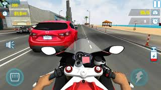 Bike Games - Moto Racing : Real City Highway Bike Rider Game 3D - Gameplay Android free games