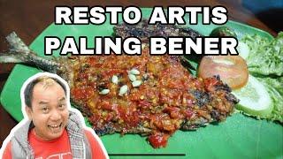 RESTO ARTIS PALING NIAT DI JAKARTA!! JAMBUL KUNING AZIS GAGAP...