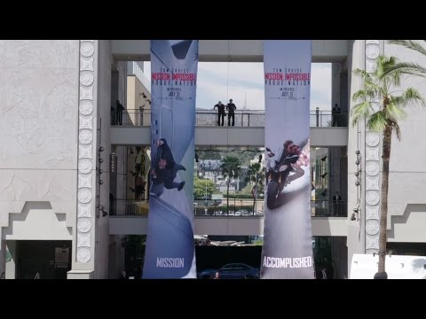 Mission: Impossible Rogue Nation Viral Video 'IMF Recruitment'