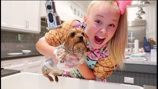 It's Bath Time!  **MOST ADORABLE THING YOU WILL EVER SEE!**