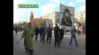 Молитвенный крестный ход прошел по Димитровграду