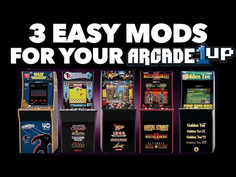 Download Arcade 1up Mods Video 3GP Mp4 FLV HD Mp3 Download