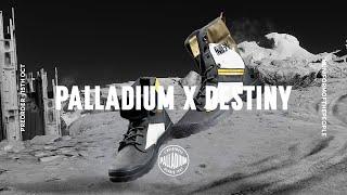 Destiny x Palladium - Preorder from 15th October
