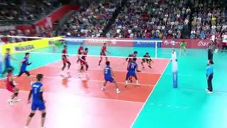 THE 2019 SEA GAMES MEN'S VOLLEYBALL CHAMPIONSHIP