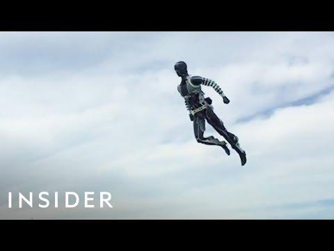 Mohou robotičtí kaskadéři od Disneyho změnit budoucnost akčních filmů?