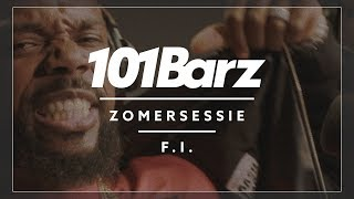 F.I. - Zomersessie 2018 - 101Barz