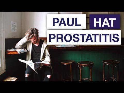 Van prostatitis és pyelonephritis