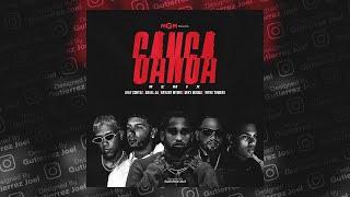 Ganga Full Remix (LETRA) - Bryant Myers, Anuel AA, Myke Towers, Miky Woodz, Jhay Cortez (DESCARGA)