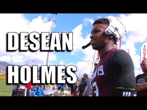 Desean-Holmes