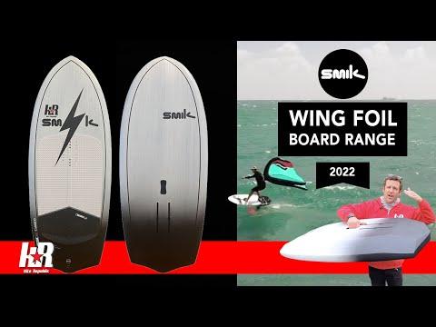Smik Wing Foil Board Range 2022
