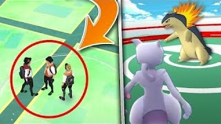 HOW TO BATTLE FRIENDS IN POKEMON GO! NEW POKEMON GO UPDATE TRADING & BATTLE FRIENDS!