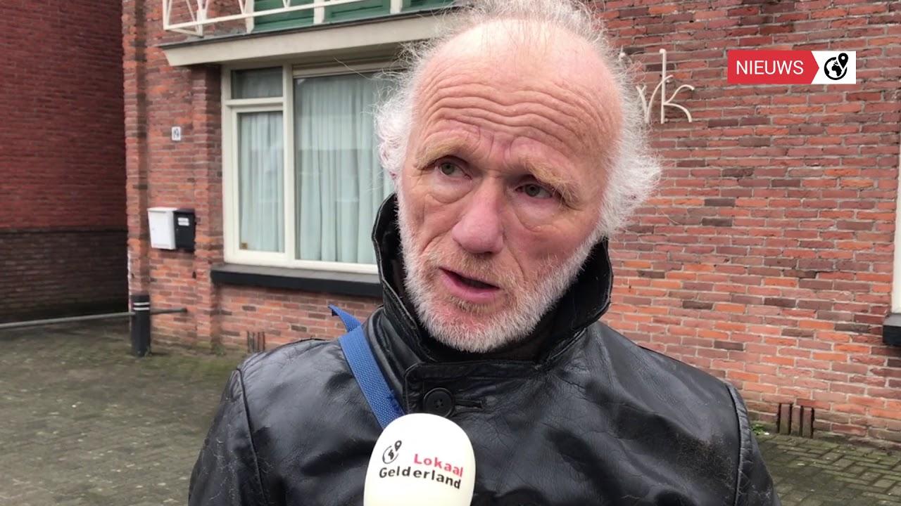 Protest bij de lijkenexpo in Zutphen