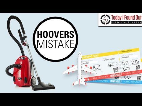 Hoover's £50 Million Mistake