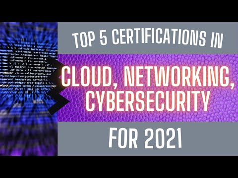 IT Career: Top 5 Cloud, Networking, and Cybersecurity IT ... - YouTube